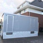 VIP toiletwagen belgië